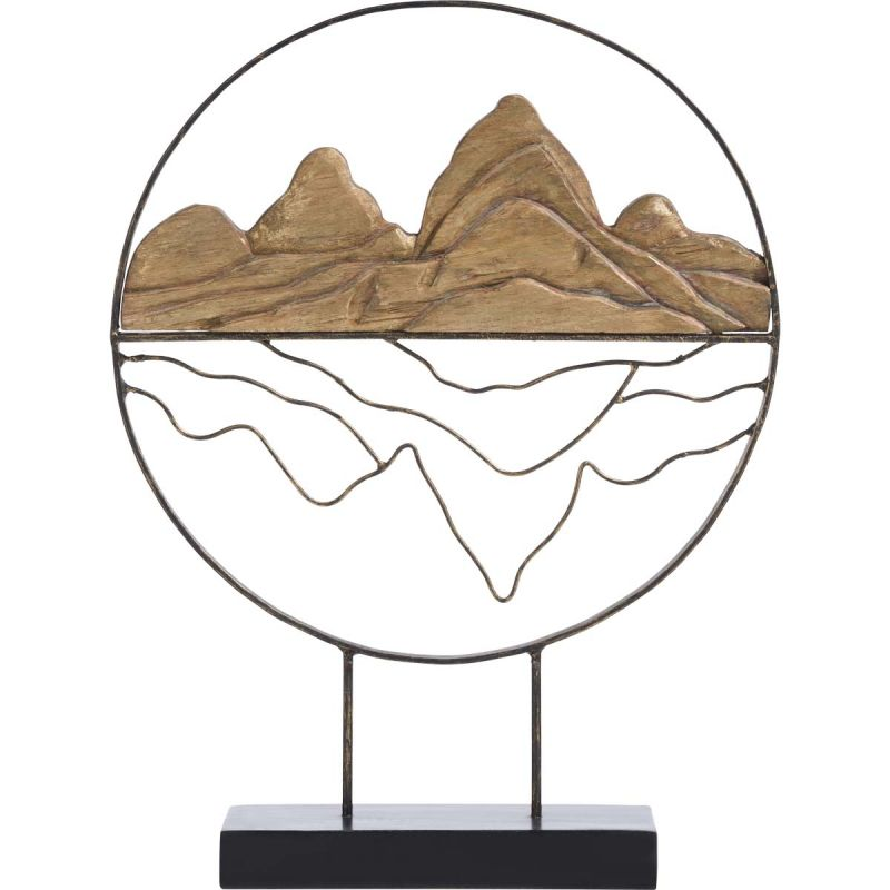 Image of Mountains beeld h52cm Coco Maison
