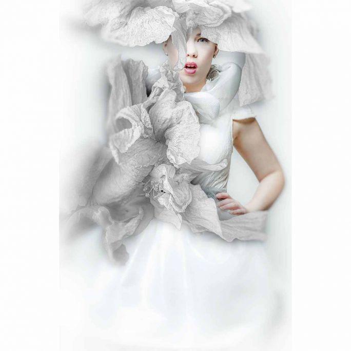 Wanddecoratie Fashionista 011 148x98cm