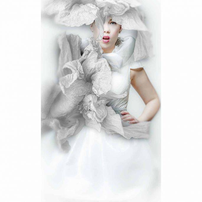 Wanddecoratie Fashionista 011 118x70cm
