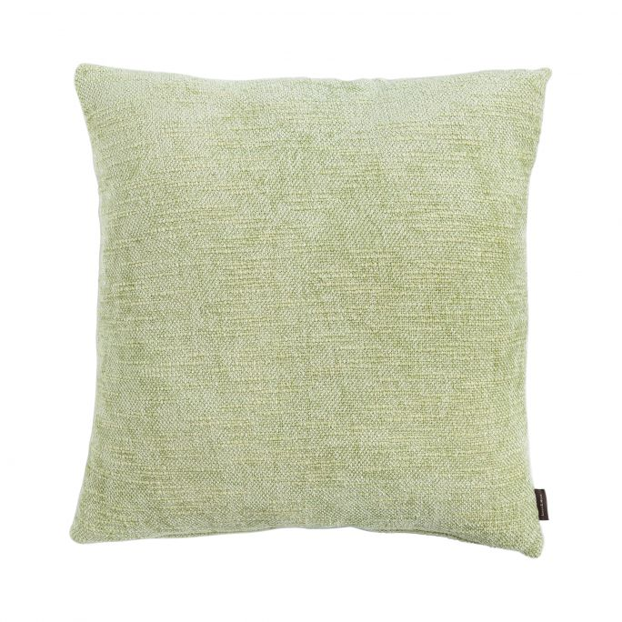 Kussen Coco Chenille light green