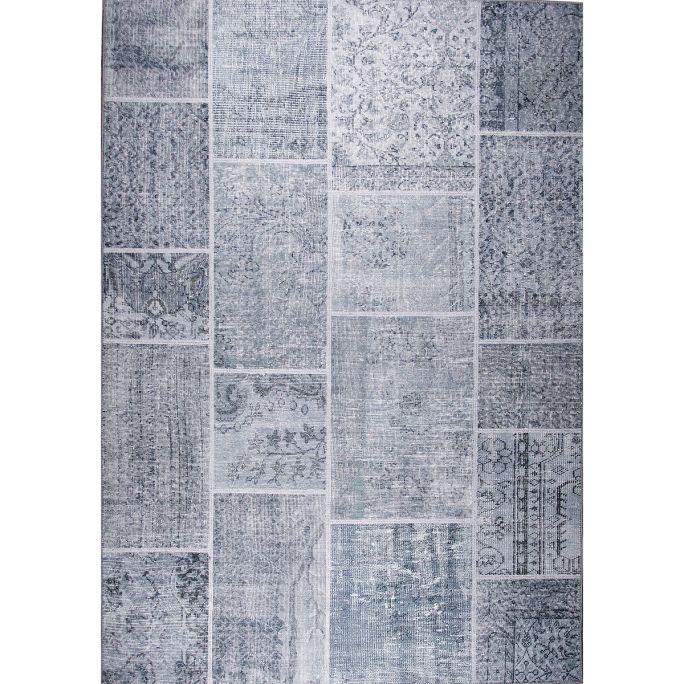 Karpet Patty Grijs 190x290