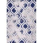 Vloerkleed Pita Beige/Blauw 160x230