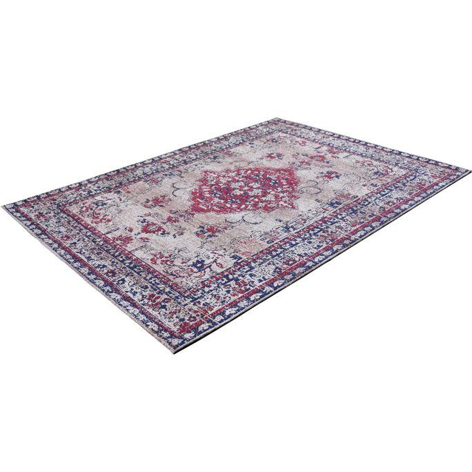 Karpet Vildan Rood/Blauw 160x230