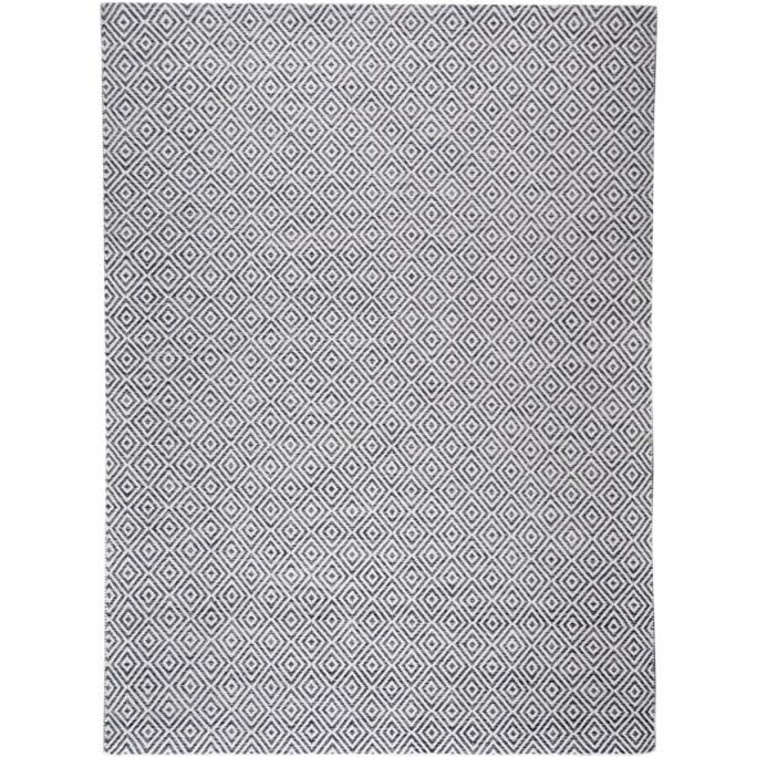 Karpet Kali Grijs 160x230