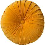 Kussen Kaja 40cm okergeel
