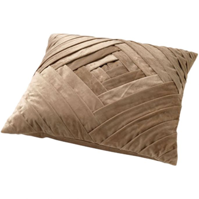 Kussen Philly 45x45 champagne