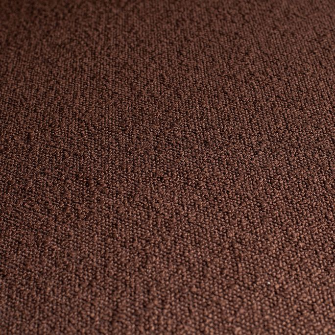Statement Xl 4-zits Bank 372 Cm Boucle Coffee