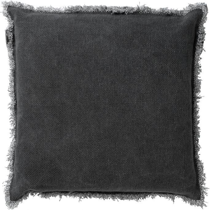 Kussen Burto 60x60 charcoal grey