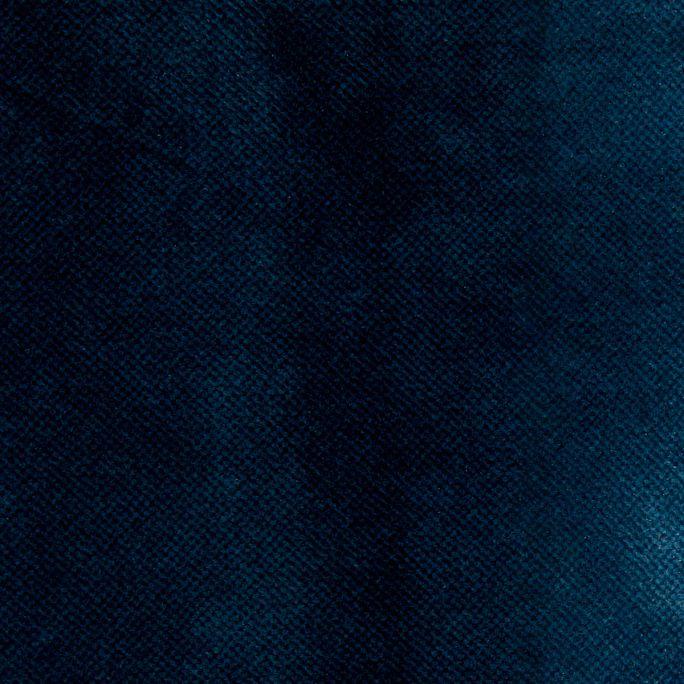 Bank Rodeo 2,5-zits velvet nachtblauw