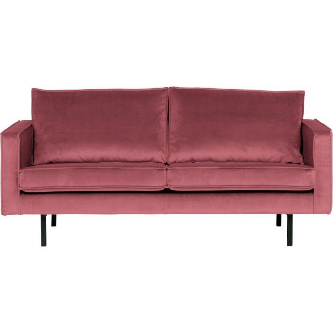 Bank Rodeo 2,5-zits velvet roze