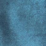 Bank Rodeo 3-zits velvet blauw