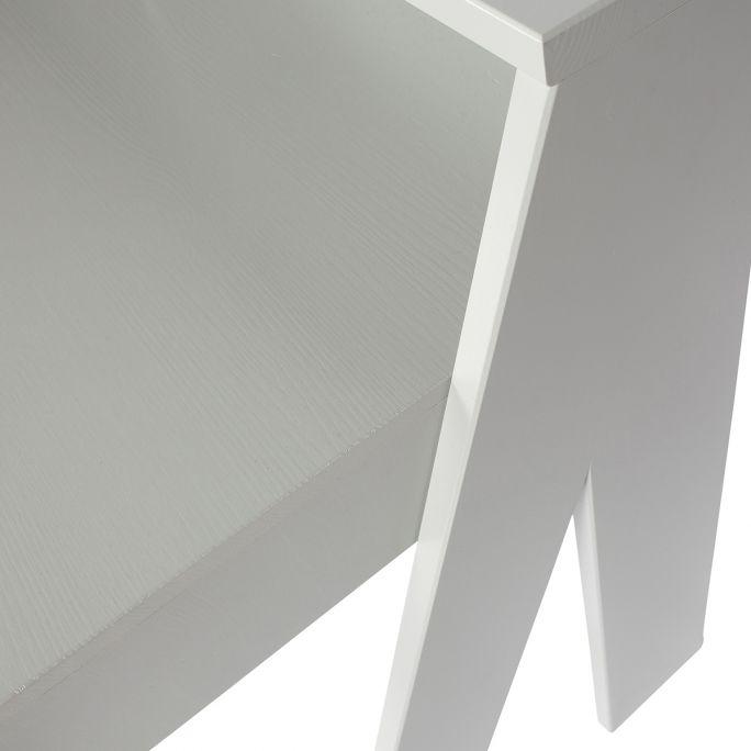 Bureau Connect grenen betongrijs