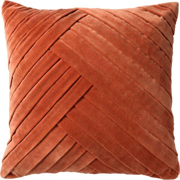 Kussenhoes Gidi 45x45 Potters Clay