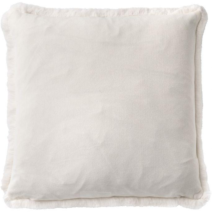 Kussenhoes Zaya 45x45 snow white