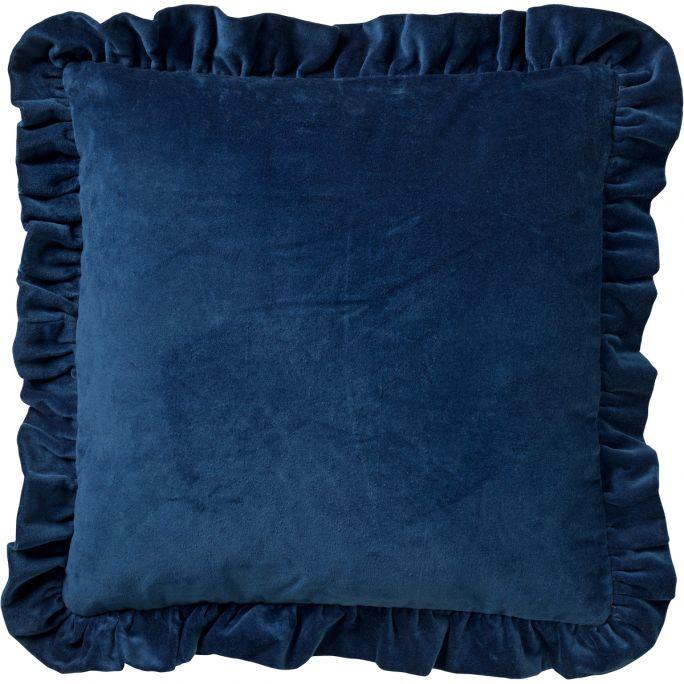 Kussenhoes Yara 45x45 Insignia Blue