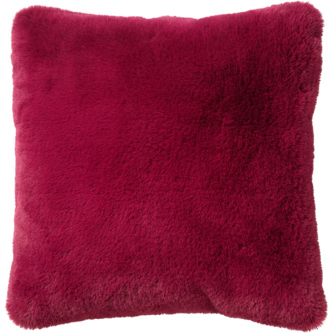 Kussenhoes Zaya 45x45 Red Plum