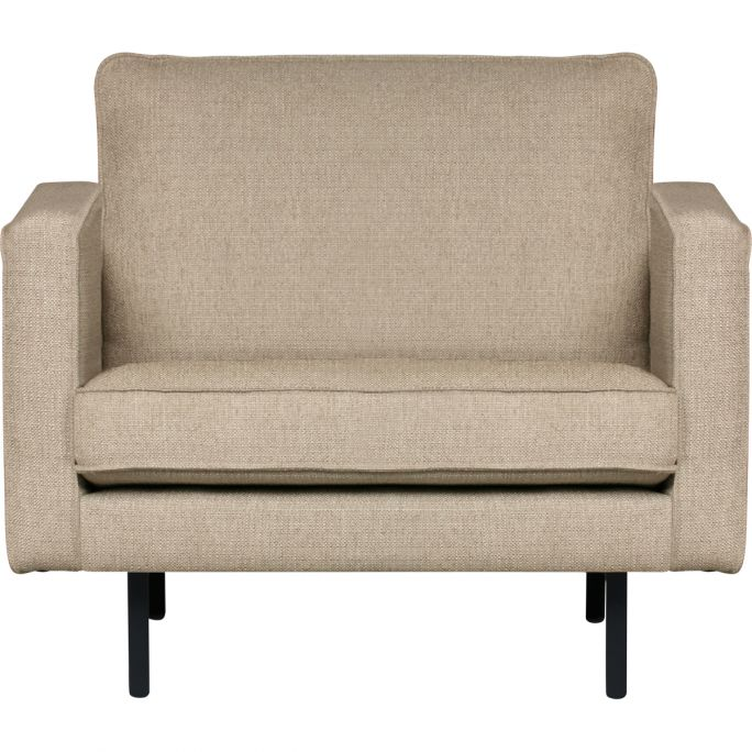 Rodeo Stretched Fauteuil Sahara