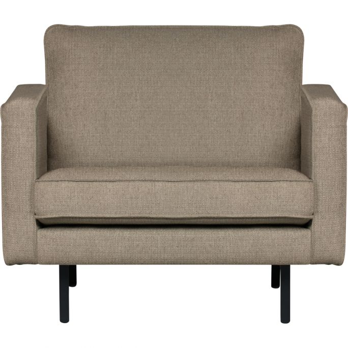 Rodeo Stretched Fauteuil Brown Melange