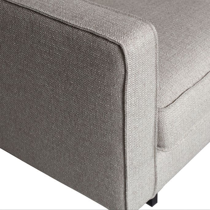 Rodeo Stretched Fauteuil Nougat