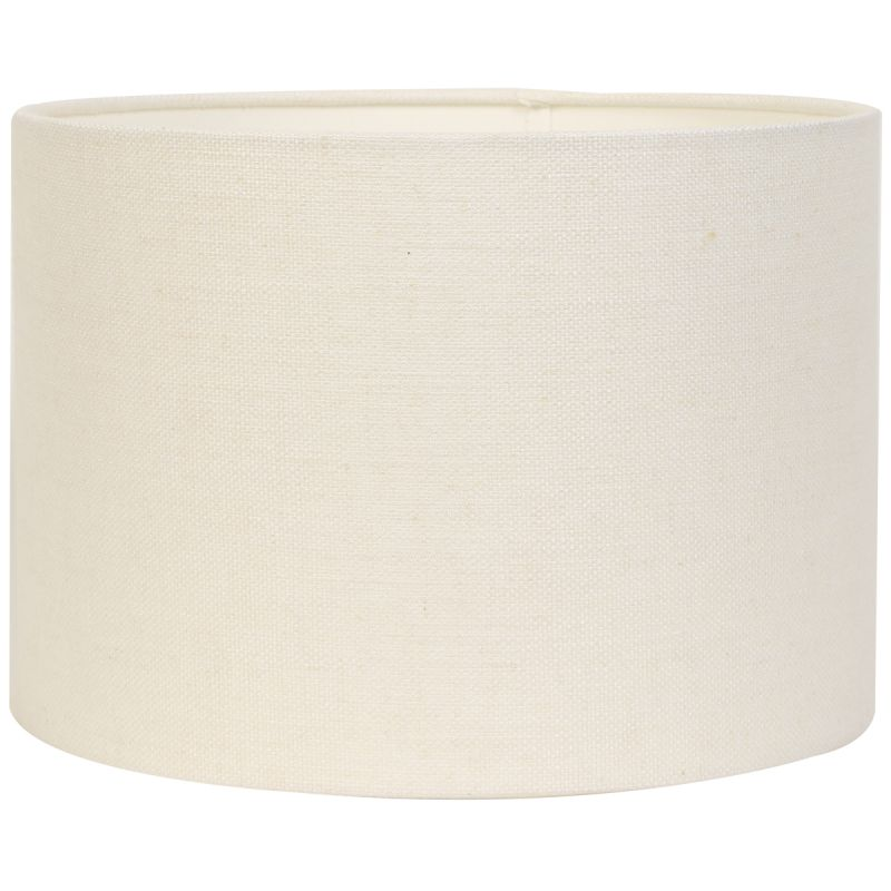Kap cilinder 35-35-30 cm LIVIGNO eiwit