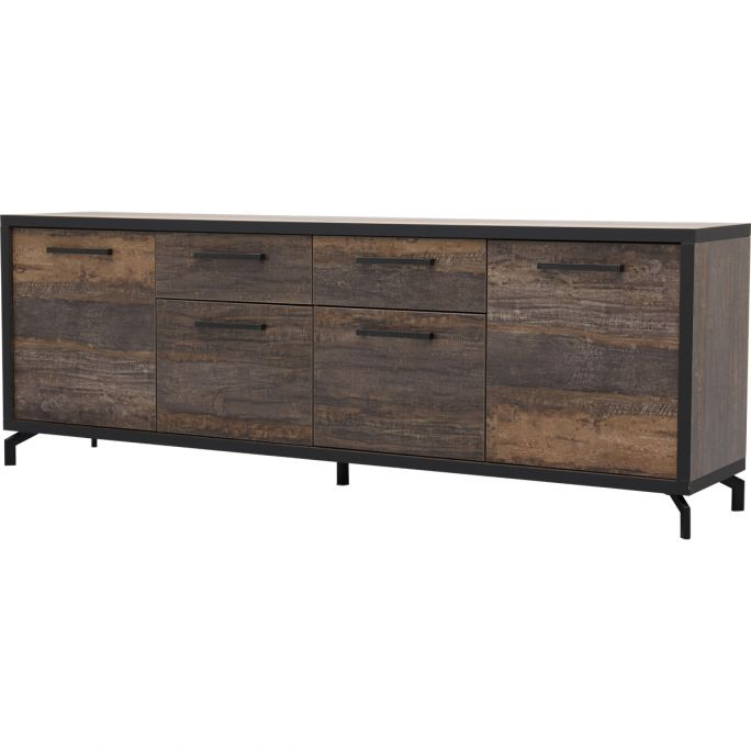 Dressoir Kriss 243cm breed