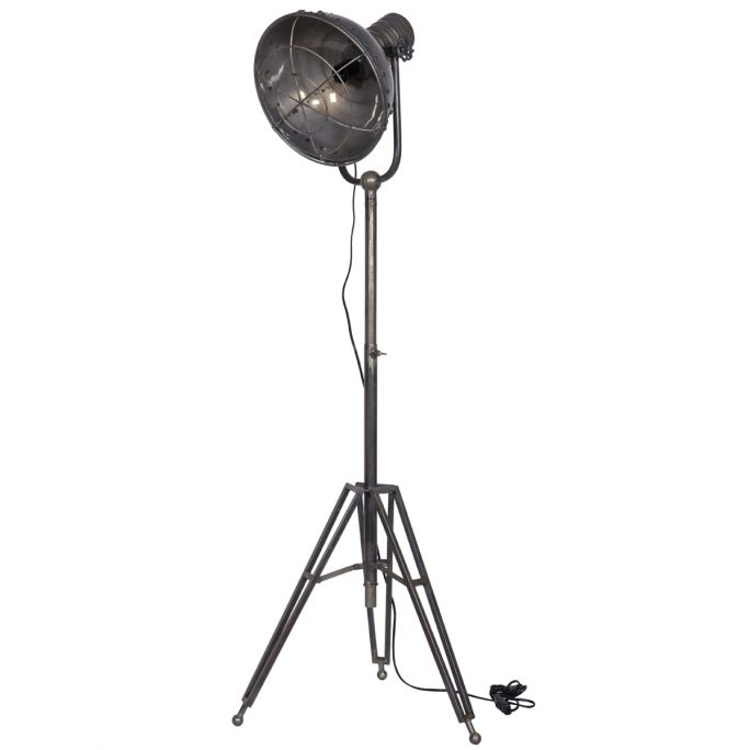 Vloerlamp Spotlight antraciet