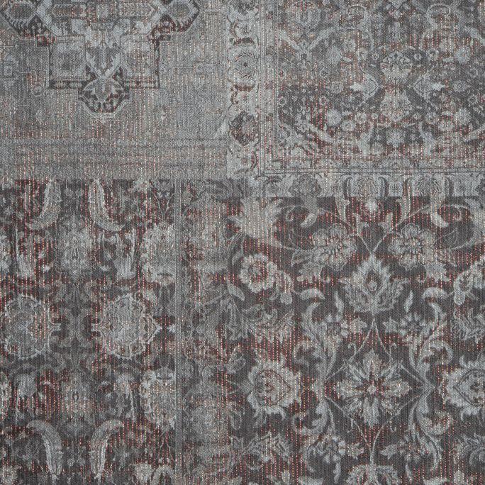 Vloerkleed Perzian grijs 23