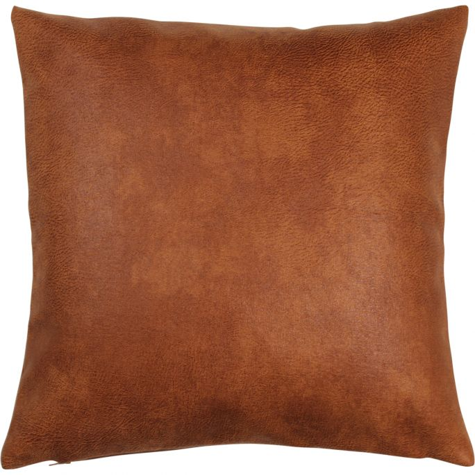 Kussenhoes Tigra 100 stoffen 45x45cm Reno tan