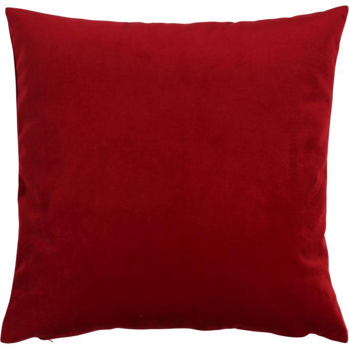 Kussenhoes Tigra 100 stoffen 45x45cm Seattle scarlet