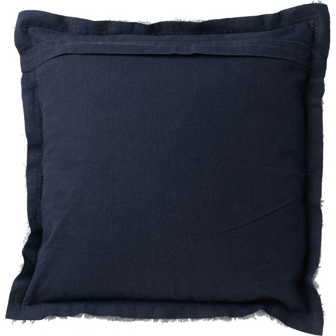 Kussenhoes Burto 45x45 donkerblauw