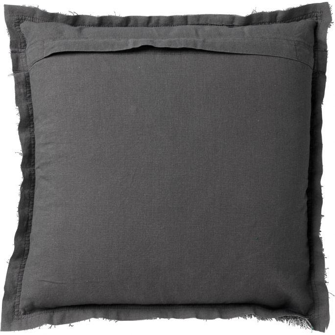 Kussenhoes Burto 60x60 charcoal grey