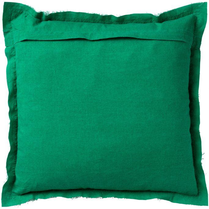 Kussenhoes Burto 60x60 emerald
