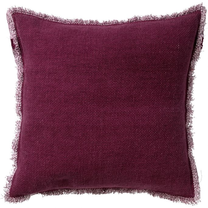 Kussenhoes Burto 45x45 Red Plum