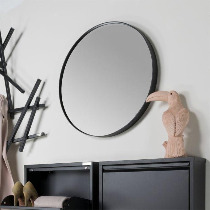 Spiegel Donnie rond 60 cm
