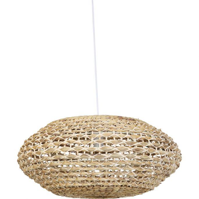 Hanglamp Turi 60x29,5cm rotan naturel