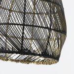 Tafellamp Madita zwart goud