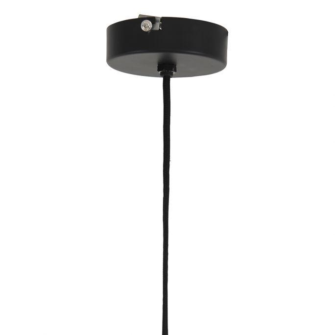 Hanglamp Mik 46cm doorsnee mat zwart