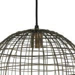 Hanglamp Mik 55cm doorsnee antiek brons