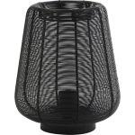 Tafellamp Anna mat zwart