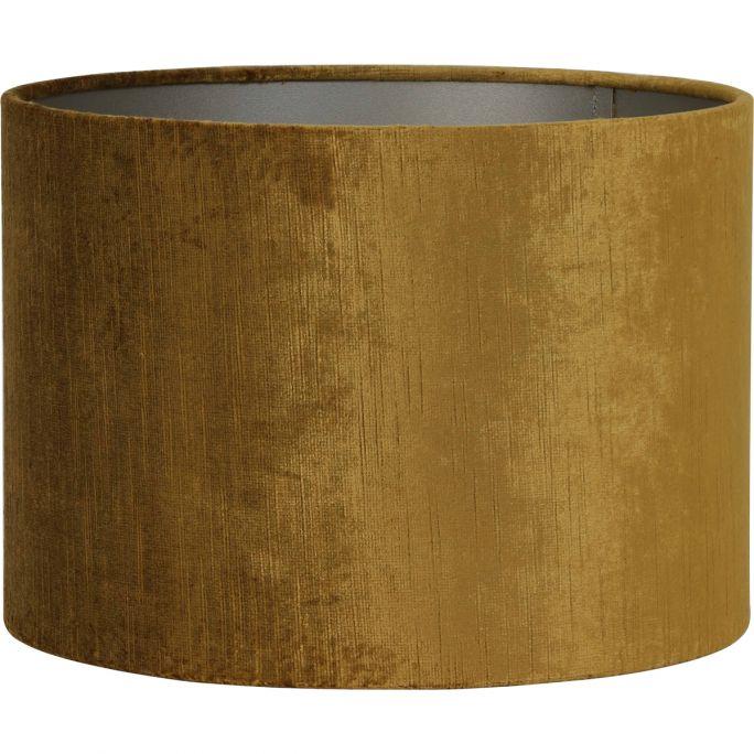 Lampenkap Gemstone 30x30x21cm goud