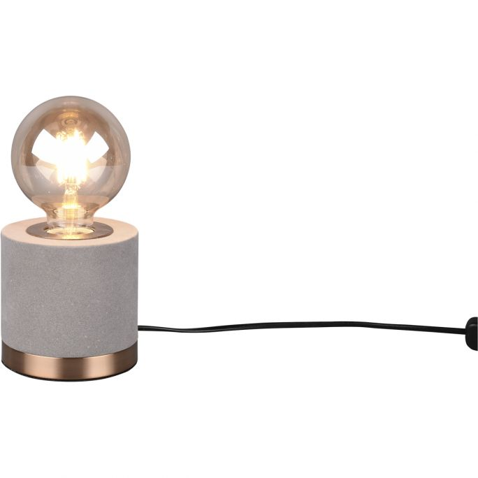 Tafellamp Judy grijs