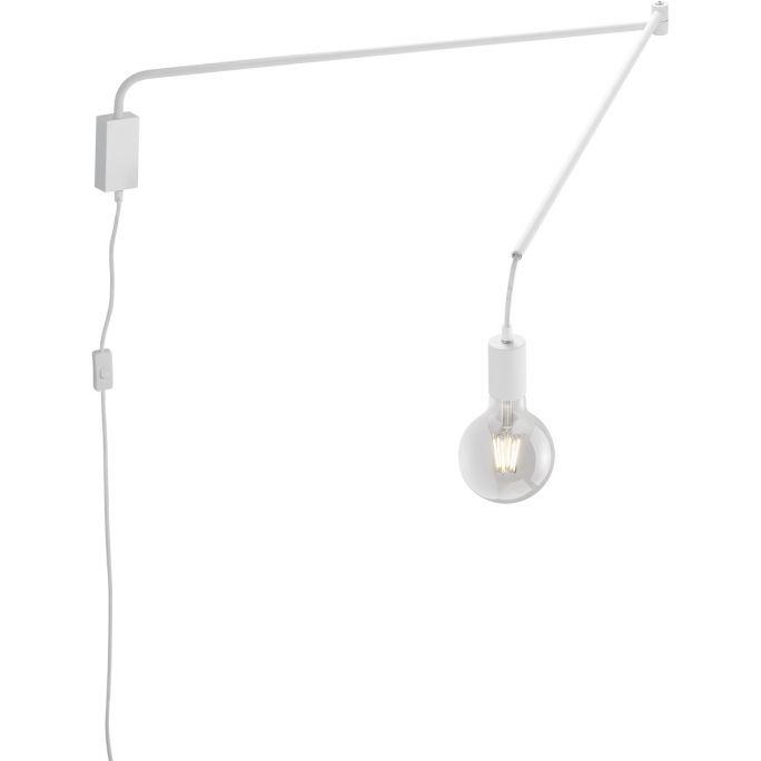 Wandlamp Line wit