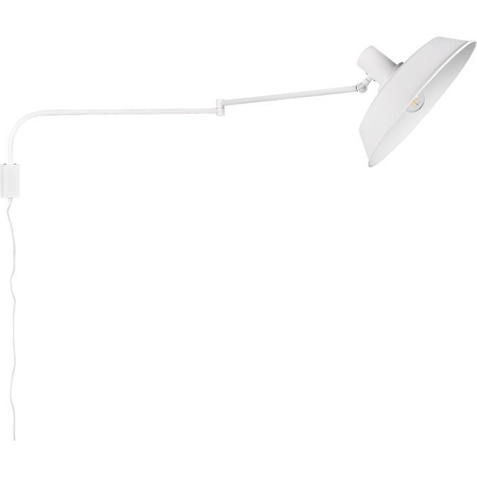 Wandlamp Bolder wit