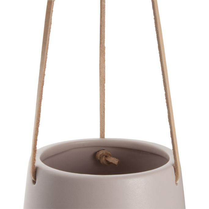 Hangende pot Skittle lichtroze