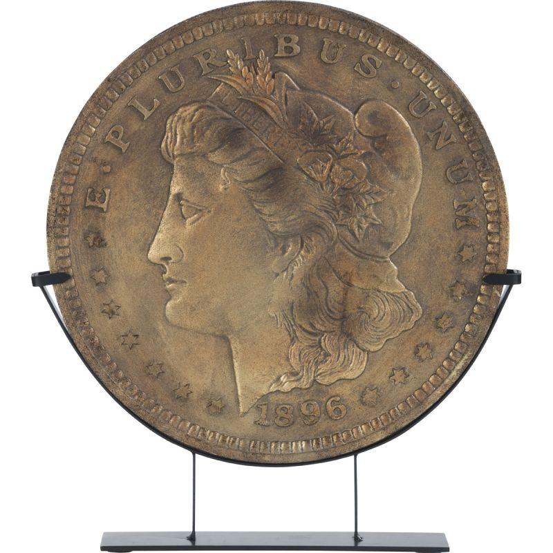 Image of Beeld roman coin Coco Maison