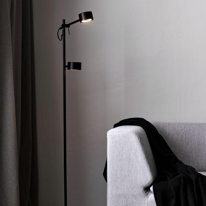 Vloerlamp Clyde