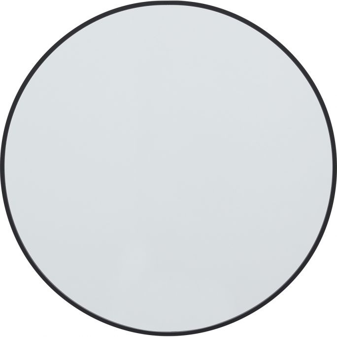 Spiegel Felice zwart 60cm