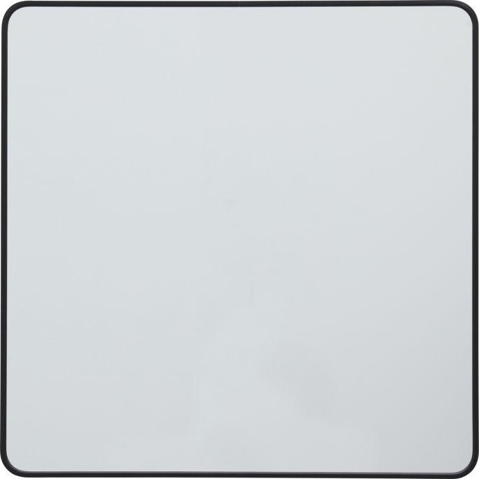 Spiegel Frederica zwart 60x60cm