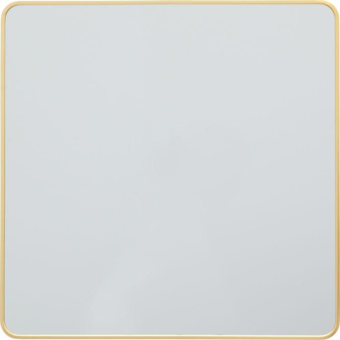 Spiegel Frederica goud 60x60cm