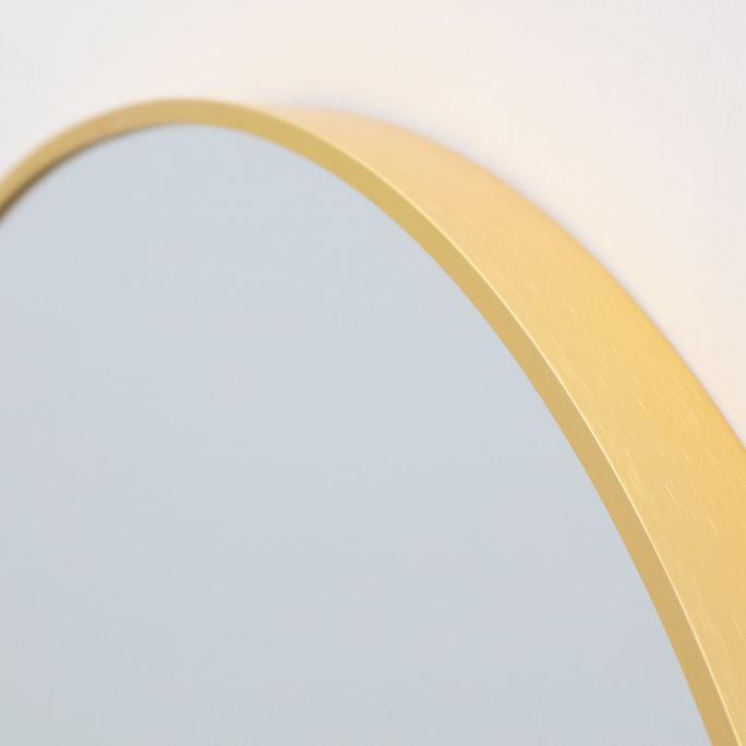 Spiegel Felice goud 40cm